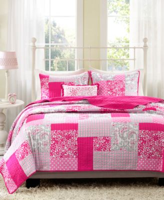Abbey 4-Pc. Full/Queen Coverlet Set