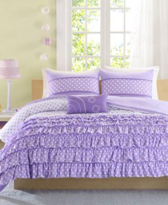 Morgan 4-Pc. Full/Queen Comforter Set