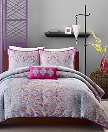 Mi Zone Keisha 4-Pc. Full/Queen Comforter Set