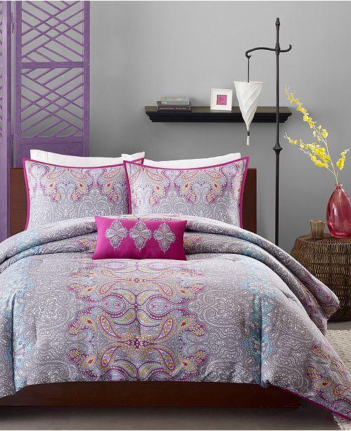 Mi Zone Keisha 3-Pc. Twin/Twin XL Comforter Set