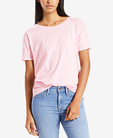 Levi's® Chelsea Cotton V-Back T-Shirt
