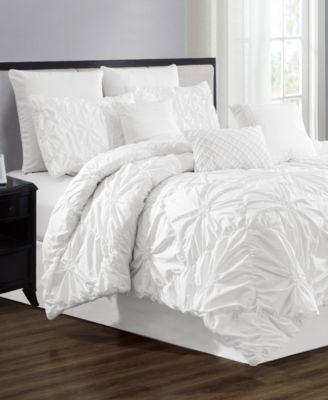 Marquis 10-Pc. Queen Comforter Set