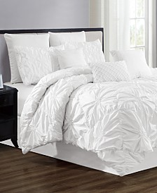 Marquis 10-Pc. Queen Comforter Set