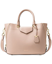MICHAEL Michael Kors Blakely Smooth Leather Tote