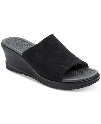 Bare Traps Honna Rebound Technology Platform Wedge Sandals