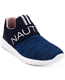 Nautica Canvey Slip-On Sneakers