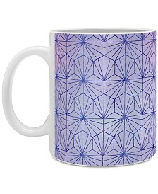 Deny Designs Hello Sayang Geo Coffee Mug