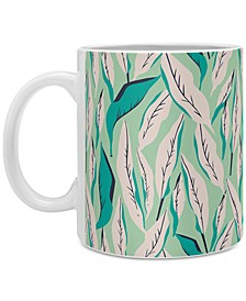 Holli Zollinger Ungle Palm Troopica Coffee Mug