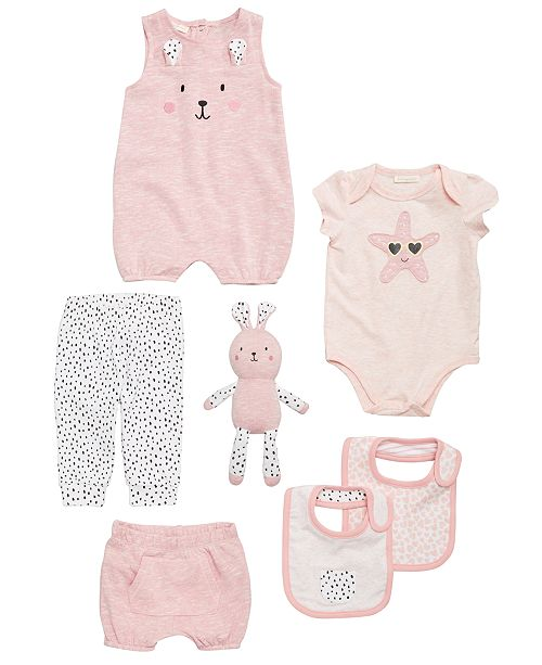 Layette Gift Separates, Baby Girls, Created for Macy's