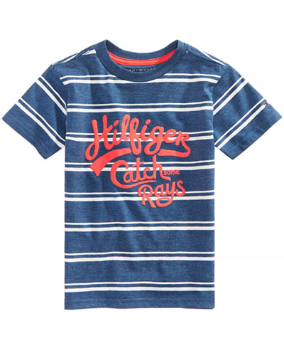 Tommy Hilfiger Graphic-Print T-Shirt, Big Boys