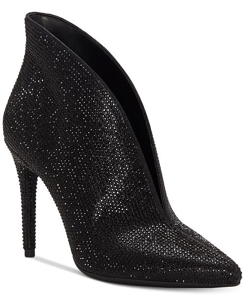 6400c89cd929 Jessica Simpson Lasnia Pointy-Toe Booties   Reviews - Boots ...