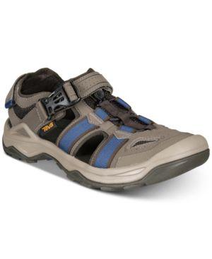 TEVA Men'S Omnium 2 Water-Resistant Sandals Men'S Shoes in Bungee Cord