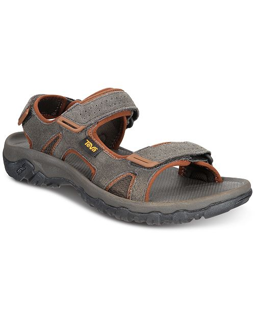 03110c12a96b Teva Men s Katavi 2 Water-Resistant Slide Sandals   Reviews - All ...