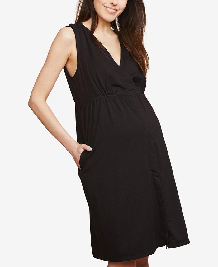 Motherhood Maternity - Nursing Nightgown