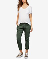 Women's Clothing Hippie Rose Juniors Marled Super-soft Jogger Pants Wine New $39.00 Reasonable Price Activewear Bottoms