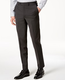 Calvin Klein Men's Skinny Fit Infinite Stretch Suit Pants