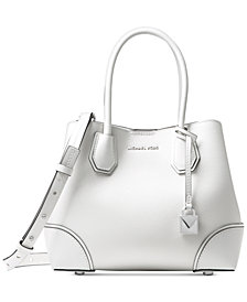 MICHAEL Michael Kors Studio Mercer Small Center-Zip Satchel
