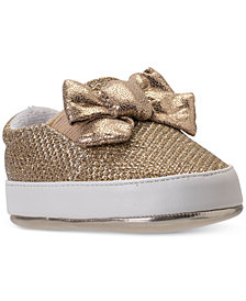 Nine West Toddler Girls' Odettah Layette Casual Sneakers from Finish Line