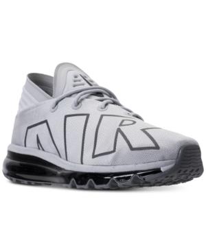 Nike Air Max Men's Nike Air Max Flair SE Casual Shoes Wolf
