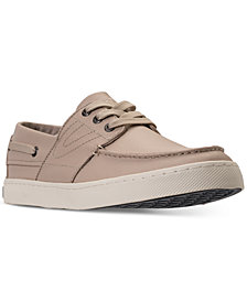 Tretorn Men's Motto Boat Casual Sneakers from Finish Line