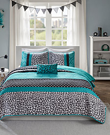 Mi Zone Chloe 4-Pc. King/California King Coverlet Set