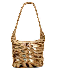 The Sak Amberly Crochet Medium Hobo