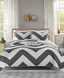 Mi Zone Libra 4-Pc. Full/Queen Coverlet Set