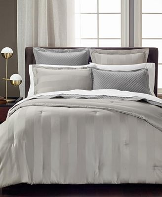 Reversible Comforters 550 Thread Count 100 Supima Cotton Created For Macy S
