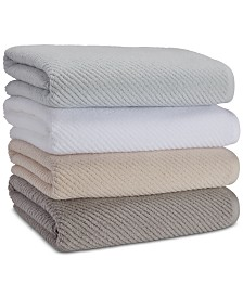 Cassadecor Marbella Cotton Textured Towel Collection
