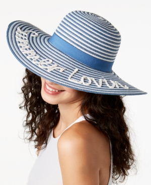 1950s Women's Hat Styles & History August Hats Summer Lovin Floppy Hat $25.50 AT vintagedancer.com