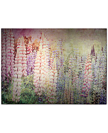 Graham & Brown Bright Metallic Meadow Canvas Print