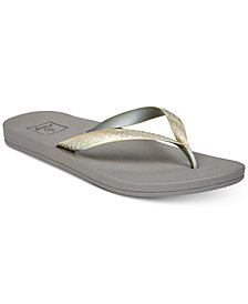 REEF Escape Lux Iridescent Flip-Flop Sandals