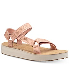 Women's Midform Universal Geometric Sandals