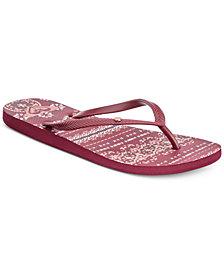Roxy Bermuda Flip-Flop Sandals