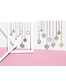 Sirena Diamond Pendant Necklace in 14k White Gold (1/2 ct. t.w.)
