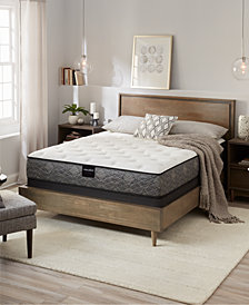 """MacyBed by Serta  Resort 10.5"""" Plush Mattress Collection, Created for Macy's"""