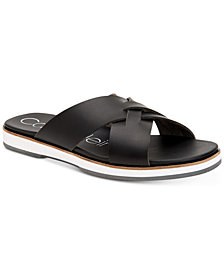 Calvin Klein Men's Dagan Slide Sandals