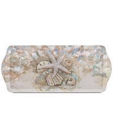 Pimpernel Beach Prize Melamine Sandwich Tray