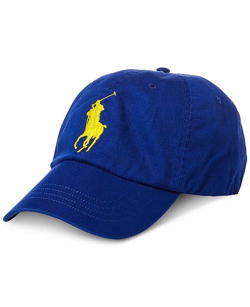 b04ba05e95f96 Polo Ralph Lauren. Men s Chino Baseball Cap. 1 reviews. main image  main  image ...