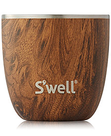 S'Well® 10-Oz. Teakwood Tumbler
