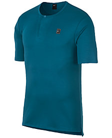 Nike Men's Court Henley T-Shirt