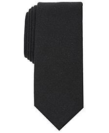 Original Penguin Men's Gullison Solid Skinny Tie