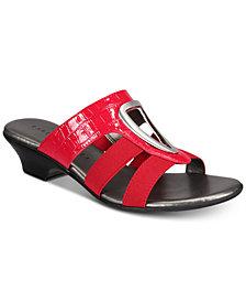 Karen Scott Engle Sandals, Created for Macy's