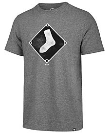 '47 Brand Men's Chicago White Sox Coop Triblend Match T-Shirt