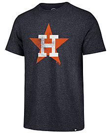 '47 Brand Men's Houston Astros Coop Triblend Match T-Shirt