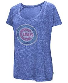Women's Chicago Cubs Outfielder T-Shirt