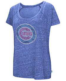 G-III Sports Women's Chicago Cubs Outfielder T-Shirt