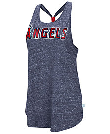 G-III Sports Women's Los Angeles Angels Bleacher Tank