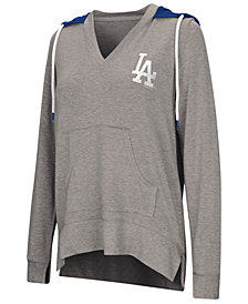 G-III Sports Women's Los Angeles Dodgers Ring Time Hoodie