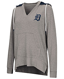 G-III Sports Women's Detroit Tigers Ring Time Hoodie